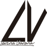 Logo LV Lorena Varona