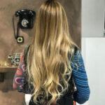 Mechas pelo largo
