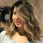 Peinado media melena
