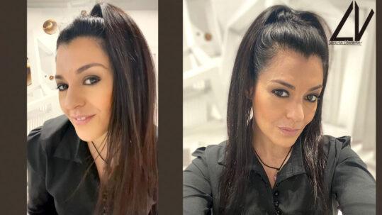 Auto-peinados fáciles y divertidos (Look 4)